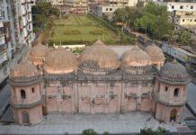 সাত গম্বুজ মসজিদ | ঢাকা
