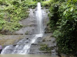 Toiduchora Waterfall