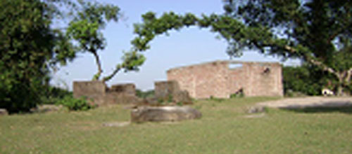 Harish Chandra Mound Palace